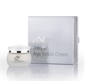 CNC aesthetic world TriHyal Age Resist Cream