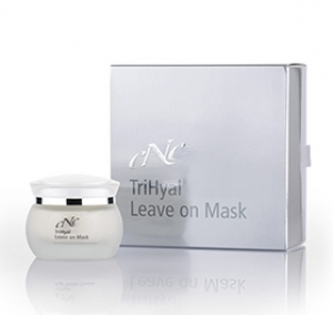 CNC aesthetic world TriHyal Age Resist Leave on Mask